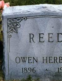 /CEMETERY MARKERS REED/WYOMING/WHEATLAND/Owen Herbert Reed scanned photo.jpg
