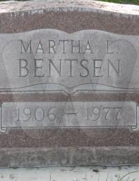 Martha L. Bentsen